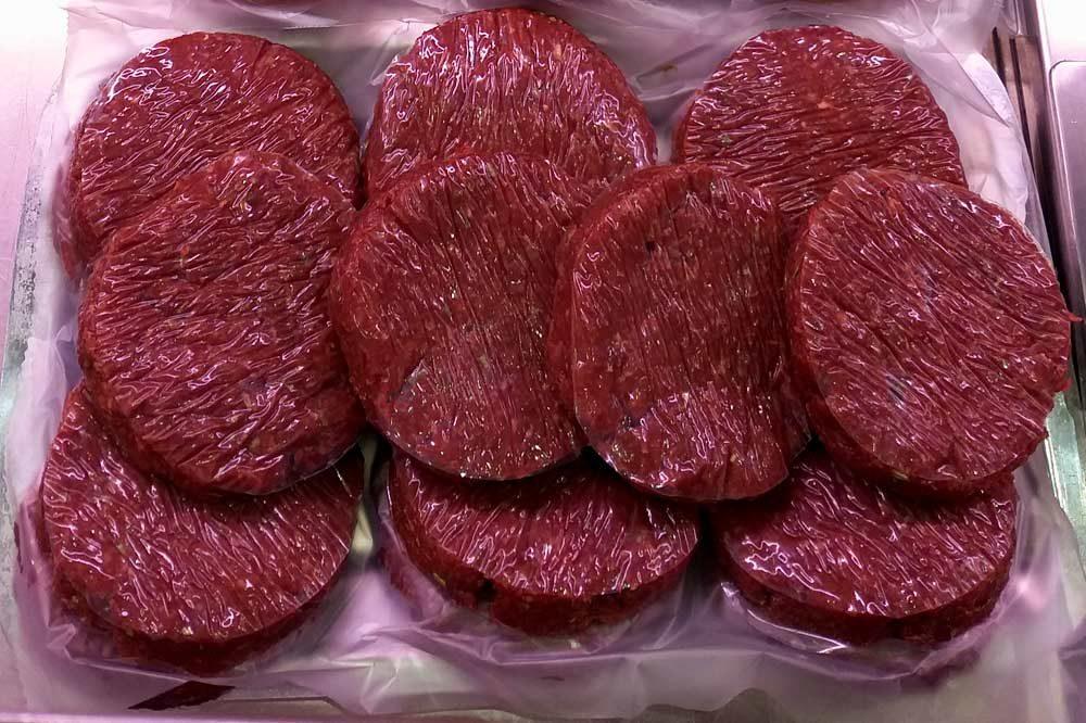 Hamburger di controfiletto di cavallo con rosmarino | Macelleria Gallina 2.0