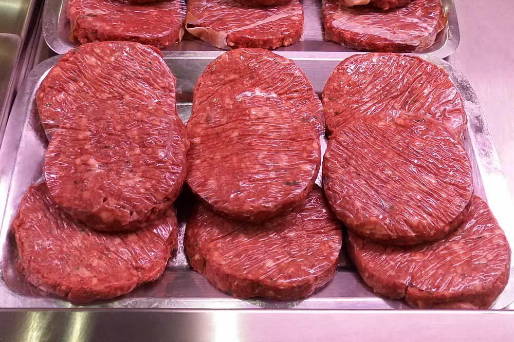 Hamburger di cavallo con sale | Macelleria Gallina 2.0