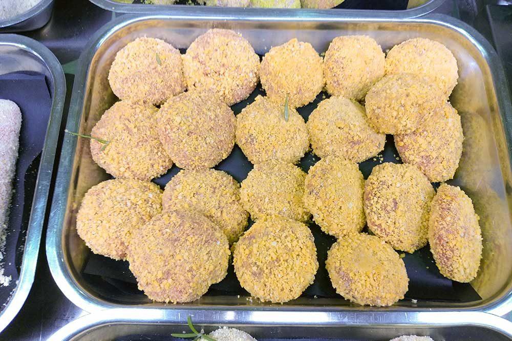 Polpette di cavallo con patate croccanti | Macelleria Gallina 2.0 Lonato del Garda